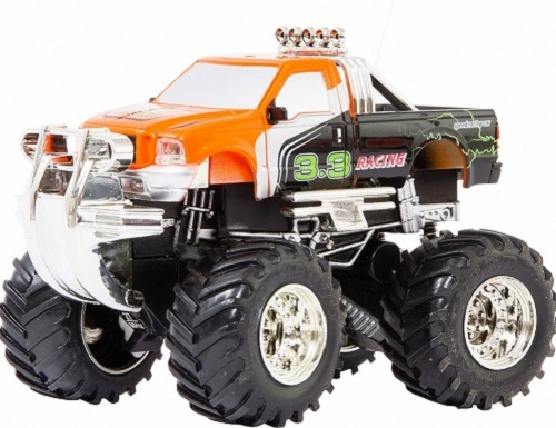 Invento RC Mini Off-Road Truck in 4 Farben